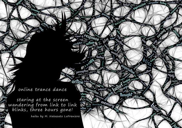 Daily Haiku / Senryu: Trance