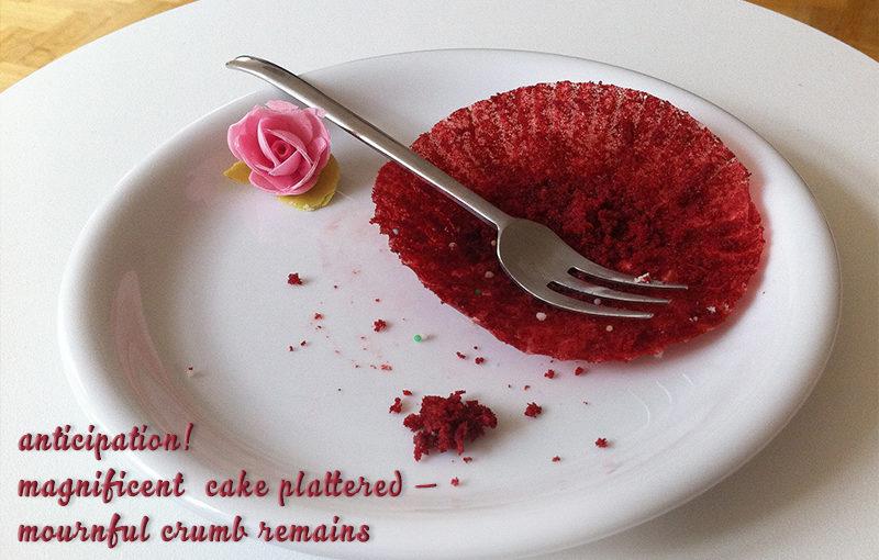 Daily Haiku / Senryu : Crumb