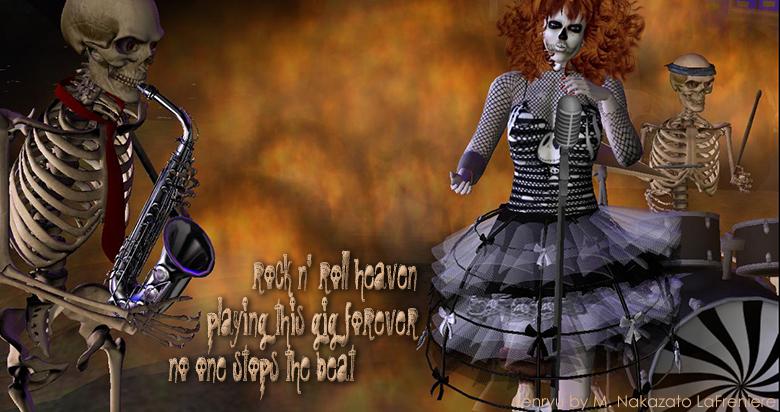 Senryu : Skeleton