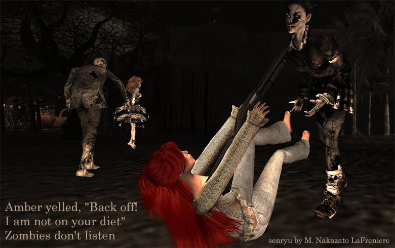 Halloween Senryu : Zombies