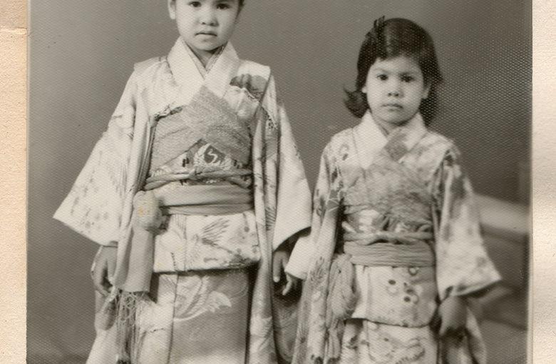 senryu : my sister & I