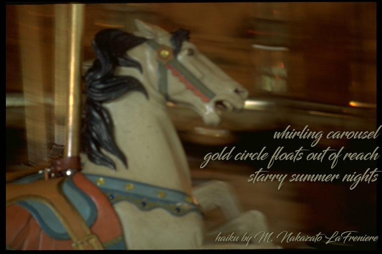 Haiku : Carousel