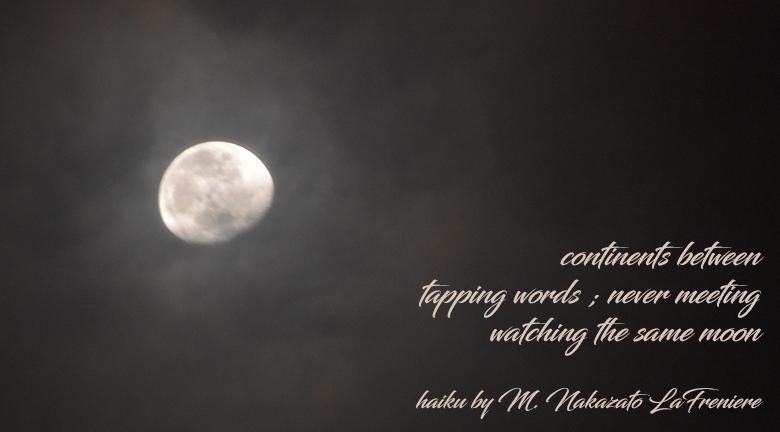 haiku : moon