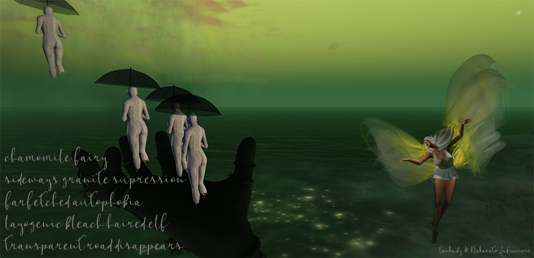 Tanka : strange dreams