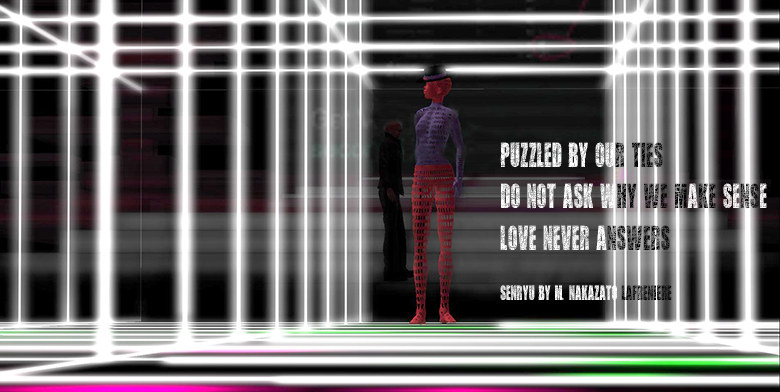senryu : puzzled