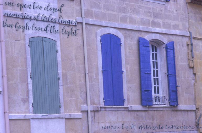 Senryu : Arles