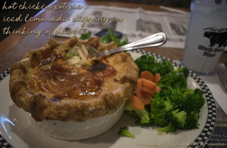Senryu : Pot Pie